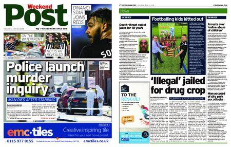 Nottingham Post – June 30, 2018