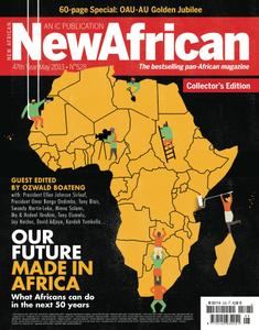 New African - May 2013
