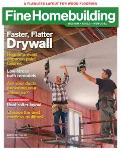 Fine Homebuilding - February/March 2017