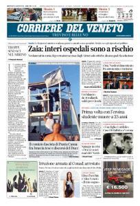 Corriere del Veneto Treviso e Belluno – 21 agosto 2019