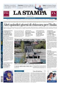 La Stampa Torino Provincia e Canavese - 9 Aprile 2020