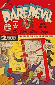 Daredevil 078 (c2c) (Lev Gleason) (Sept 1951)