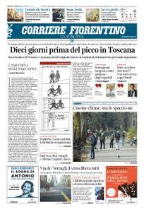 Corriere Fiorentino La Toscana – 17 marzo 2020