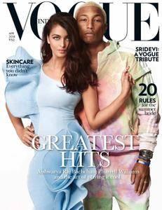 Vogue India - April 2018