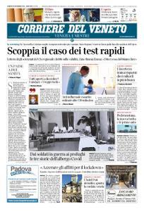 Corriere del Veneto Venezia e Mestre – 20 novembre 2020
