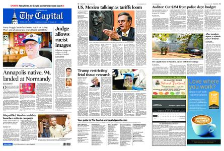 The Capital – June 06, 2019