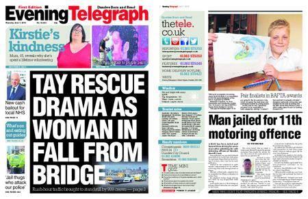 Evening Telegraph First Edition – June 07, 2018