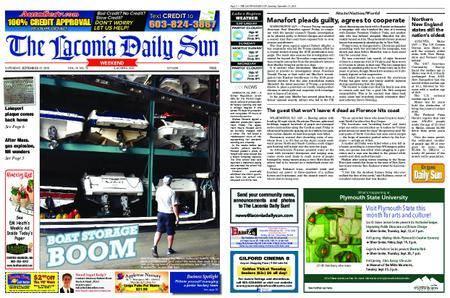 The Laconia Daily Sun – September 15, 2018