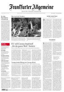 Frankfurter Allgemeine Zeitung - 2 Mai 2020