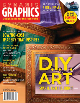 Dynamic Graphics April-May 2006 [Repost due deletion]