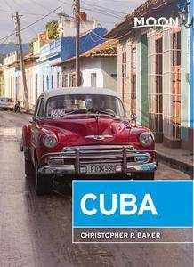 Moon Cuba (Travel Guide), 7th Edition