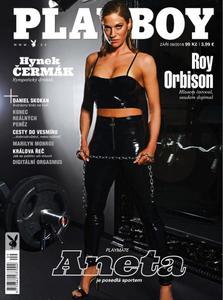 Playboy Ceska republika - září 2018
