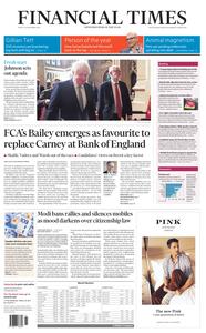 Financial Times UK – 20 December 2019