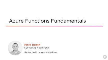 Azure Functions Fundamentals