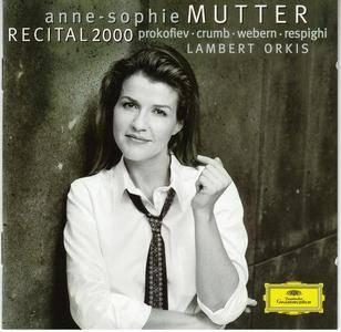 Anne-Sophie Mutter - Recital 2000: Prokofiev, Crumb, Webern, Respighi (2000)
