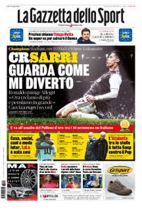 La Gazzetta dello Sport Roma – 22 ottobre 2019