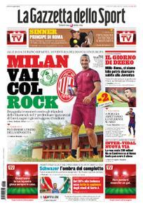 La Gazzetta dello Sport Roma – 17 settembre 2020