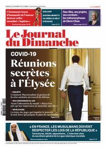 Le Journal du Dimanche - 22 novembre 2020