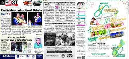 The Guam Daily Post – October 31, 2018