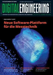 Digital Engineering Germany - September-Oktober 2020