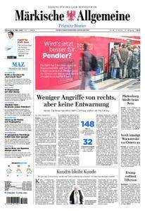 Märkische Allgemeine Prignitz Kurier - 14. März 2018