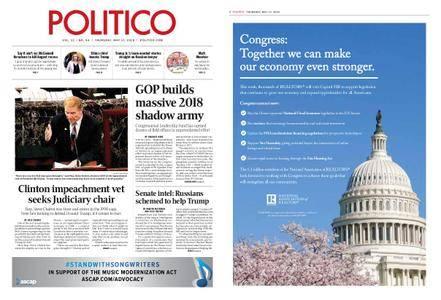 Politico – May 17, 2018