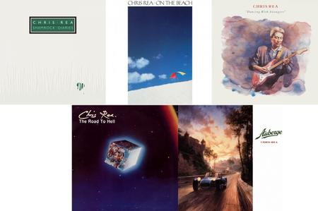 Chris Rea - Shamrock Diaries / On the Beach / Dancing With Strangers / The Road to Hell / Auberge (Remaster Deluxe) (2019)