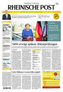 Rheinische Post – 19. März 2020