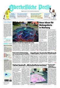 Oberhessische Presse Marburg/Ostkreis - 14. August 2018