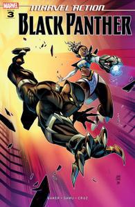 Marvel Action Black Panther 003 2019 Digital Zone