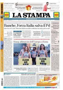 La Stampa Imperia e Sanremo - 31 Gennaio 2018
