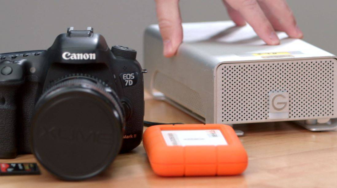 Photo Management: Backup and Archiving
