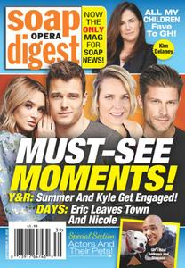 Soap Opera Digest - September 28, 2020