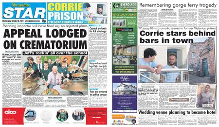 Shropshire Star Shrewsbury Edition – October 23, 2019