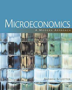 Microeconomics: A Modern Approach (Book Only) [Repost]