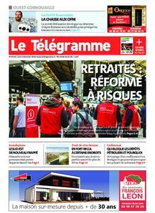 Le Télégramme Ouest Cornouaille – 02 décembre 2019