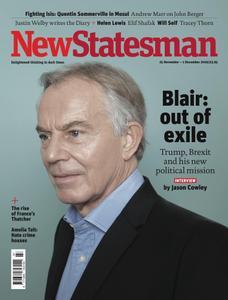 New Statesman - 25 November - 1 December 2016