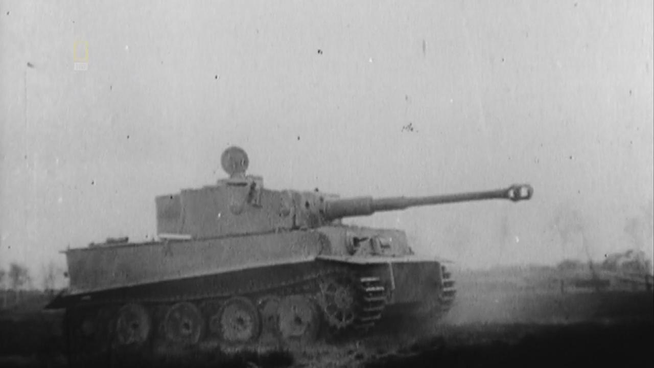 Maschinen im Krieg S01E02 Panzer