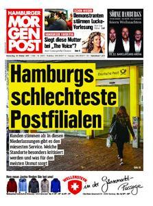 Hamburger Morgenpost – 24. Oktober 2019