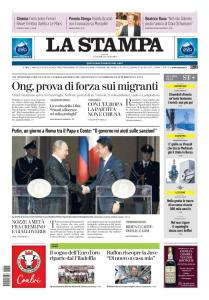 La Stampa Torino Provincia e Canavese - 5 Luglio 2019