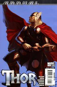 The Mighty Thor Annual 01 2009