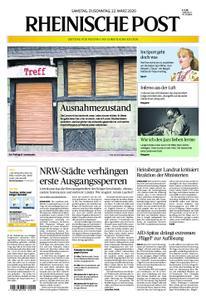 Rheinische Post – 21. März 2020