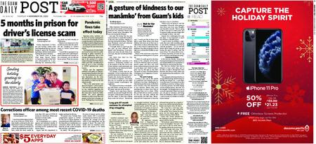 The Guam Daily Post – November 26, 2020