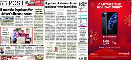 The Guam Daily Post – November 26, 2020