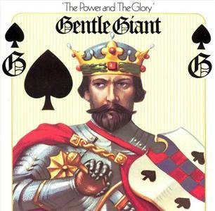 Gentle Giant - The Power And The Glory (2014)