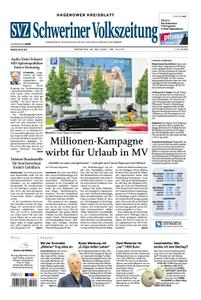 Schweriner Volkszeitung Hagenower Kreisblatt - 26. Mai 2020