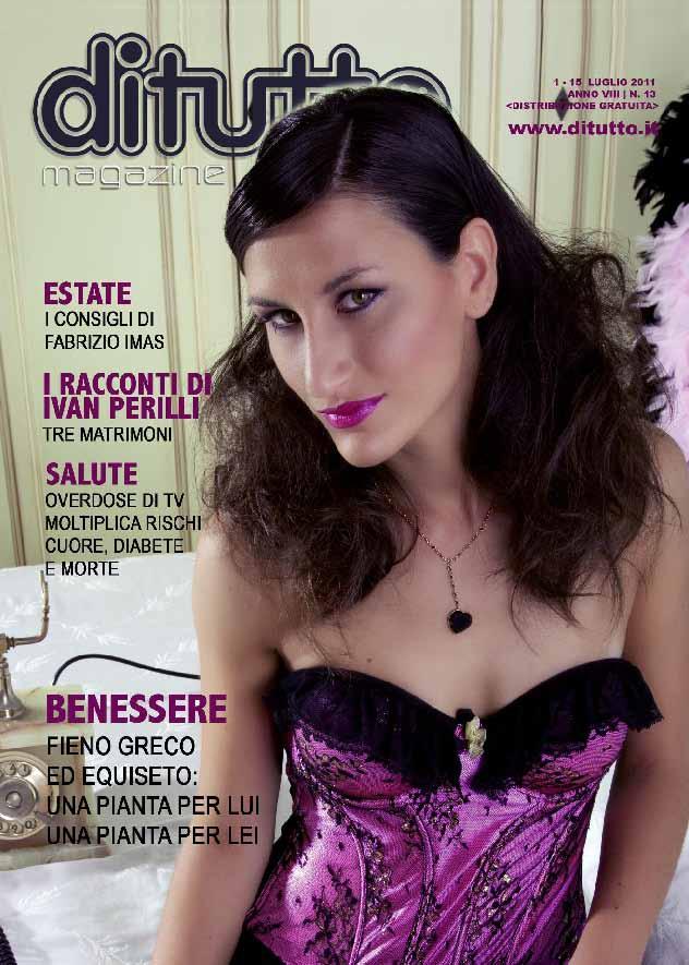 DiTutto No.13 July 2011 (Nr.13 Luglio 2011)