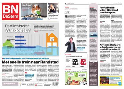 BN DeStem - Zeeuws-Vlaanderen – 13 november 2019