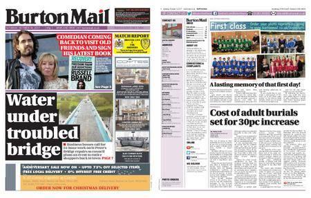 Burton Mail – October 14, 2017