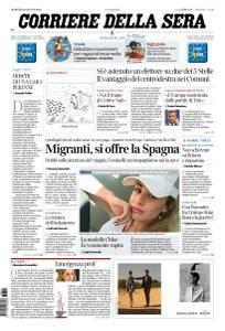 Corriere della Sera - 12 Giugno 2018